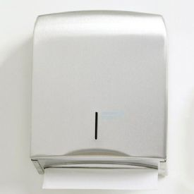 H&L Wall-Mounted Stainless Steel Paper Towel Dispenser - 600 Sheets